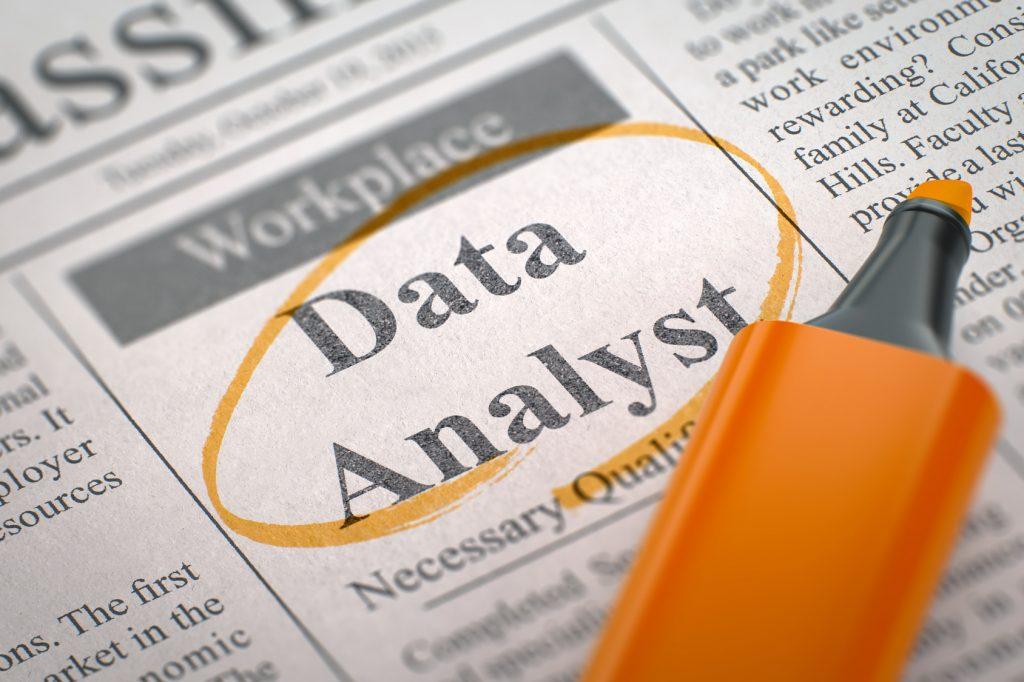 analityk danych i rynku online